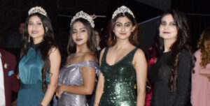 Opening party of India Runway Week Winter Festive 2019