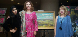 Art event titled Nature's Beauty & Passion
