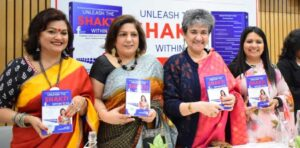 Book launch of author Sapna Khandelwal