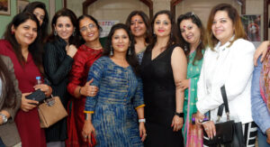 Meet up organised by Indian Women Working Squad