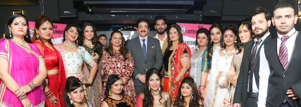 Beauty pageant organised by Rinki's Sai Entertainments
