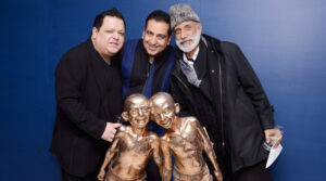 The art exhibition of bronze sculptures & oil paintings by Rajesh Ram