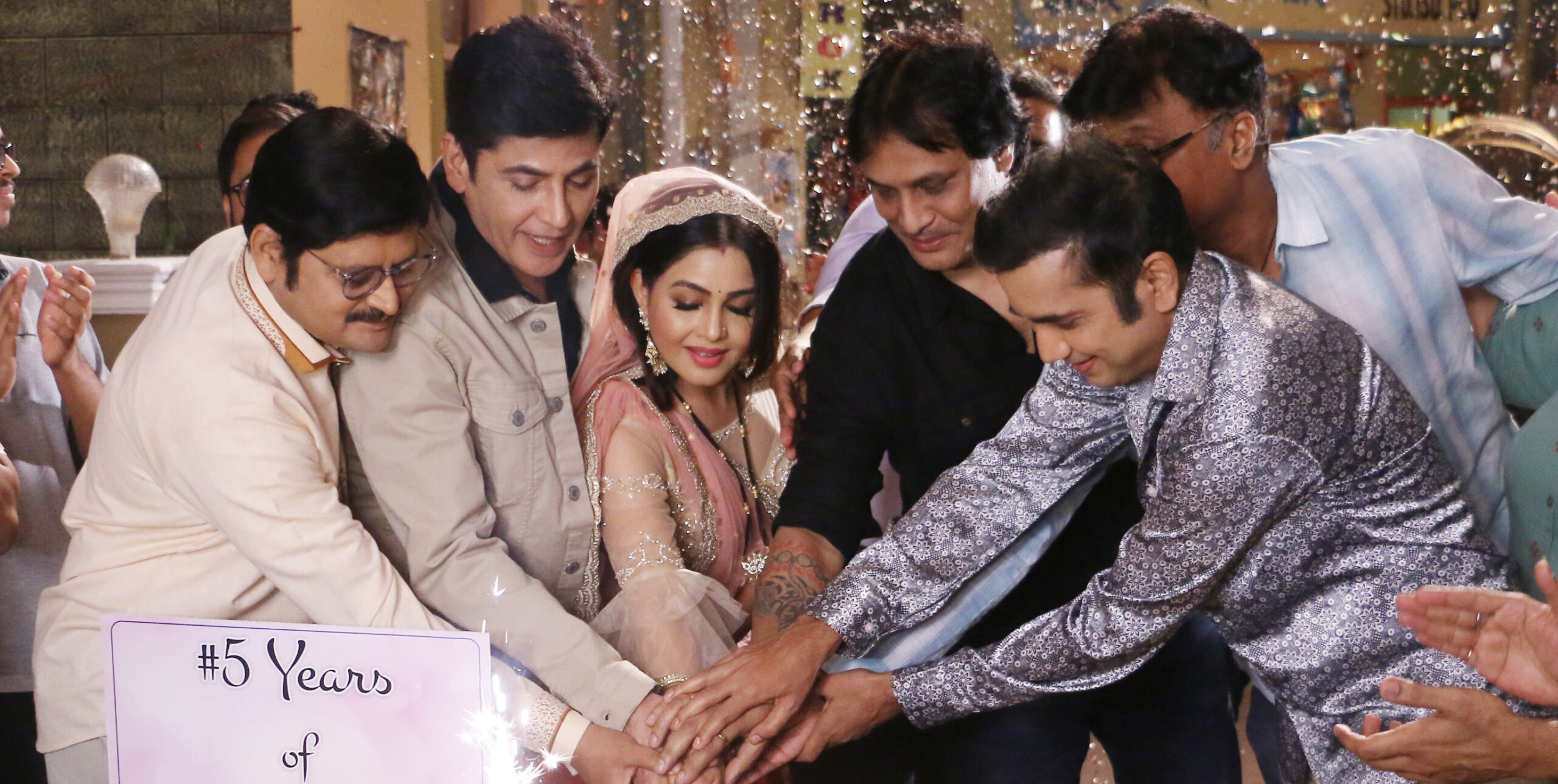 Bhabiji Ghar Par Hain completes 5 years of entertaining its viewers