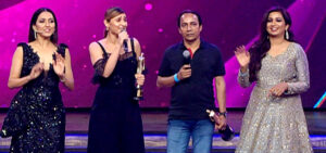 Experience the grandeur of B'wood & Music at the Mirchi Music Awards