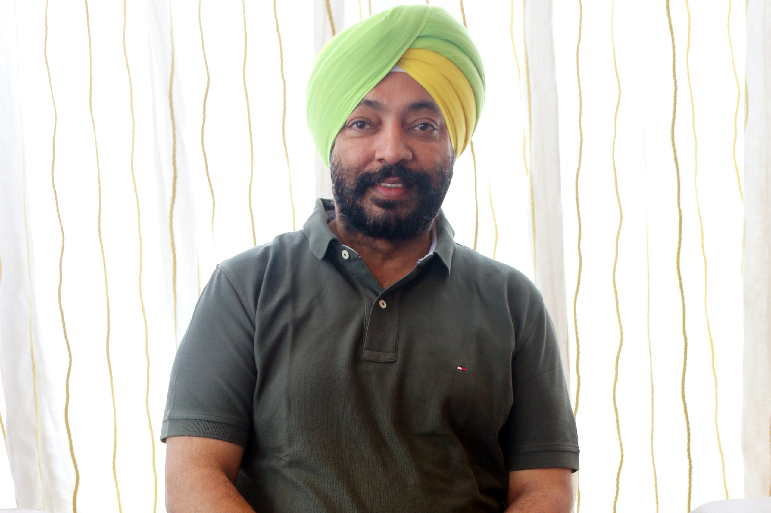 Interview of Chef Harpal Singh Sokhi