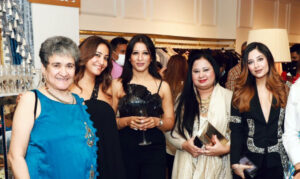 Launch party of lifestyle store Itsom