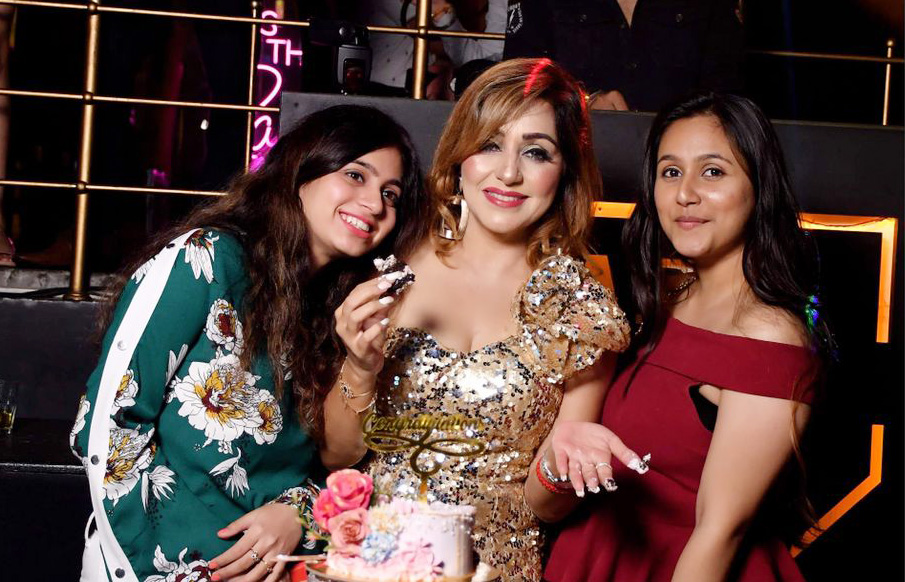 Success party by Seema Gumber
