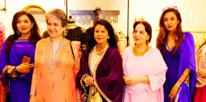 Exclusive event by Salma Sultan